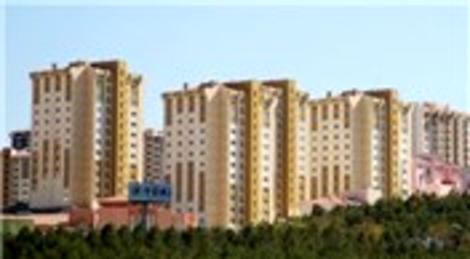 TOKİ Konya İmrenler Konutları'nda satılık 3+1 daire! 76 bin 780 liraya!