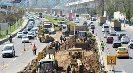 Ankara'nın ana arterlerinden biri olan Konya Yolu genişletiliyor!