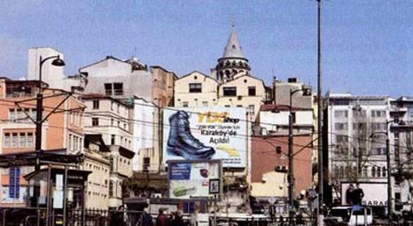 Emlak yatırımcıları Karaköy'de fiyatları yükseltti!