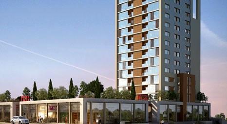 Başakşehir Newista Life projesinde 468 bin TL'ye 3+1!