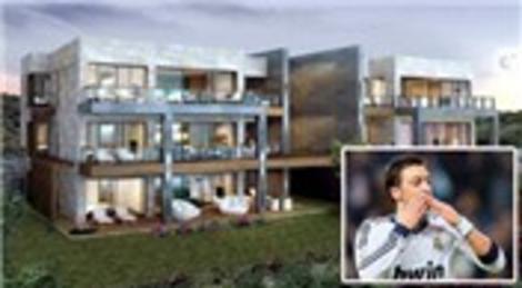 Mesut Özil Mandarin Oriental Bodrum'dan 4 milyon euroya villa satın aldı!