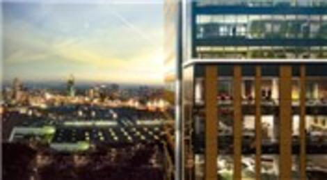 Palladium Tower'da fiyatlar 895 bin dolardan başlıyor!
