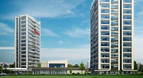 Ege Yapı İzpark'ta ofis fiyatları 361 bin TL'den başlıyor!