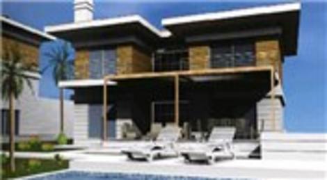 Ekin Villaları Çeşme'de fiyatlar 1 milyon liradan başlıyor!
