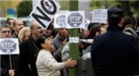 İspanya'da kredi borçlarını ödeyemeyen evinden çıkarılmayacak!