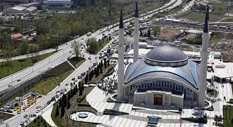 Ahmet Hamdi Akseki Camisi ibadete açıldı!