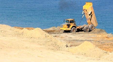 Çevre ve Şehircilik Bakanlığı kum ve kömür ocaklarına ceza yağdırdı!