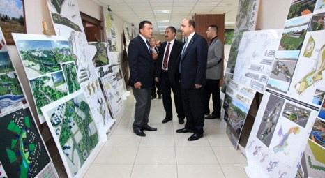 Aksaray Belediyesi'nin spor kompleksi tasarım yarışmasına 28 proje geldi!