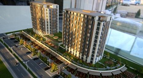 Double Park Residence Mahmutbey'de 338 bin liraya 2+1!