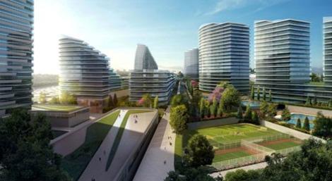 Batışehir projesinde 25 milyon TL'lik çevre yatırımı hayat buluyor!