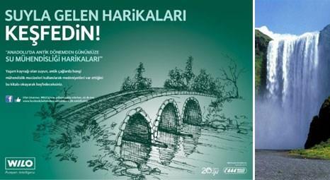 Anadolu 'da Antik Dönemden Günümüze Su Mühendisliği Harikaları ve Rotaları kitabı çıktı!
