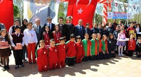 Beykoz Çayırı'nda 23 Nisan coşkusu yaşandı!