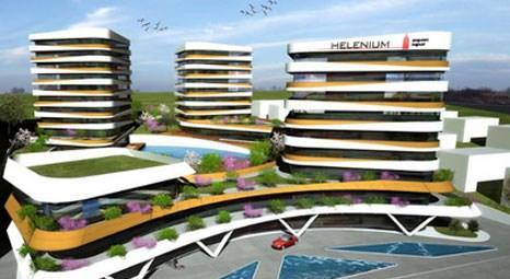 Helenium Garden projesi Mayıs ayında satışa çıkacak!