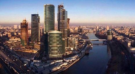 Ant Yapı, Moskova'nın merkezine 330 metrelik gökdelen dikiyor!