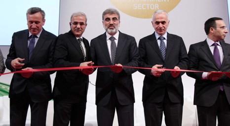 ICCI 2013-19. Uluslararası Enerji ve Çevre Fuarı, Taner Yıldız'ın katılımıyla açıldı!
