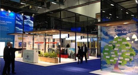 Trakya Cam İstanbul Yapı Fuarı'nda ileri teknoloji yeni ürünlerini sergileyecek!