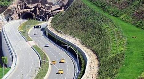 Ankara'da kentsel dönüşüm bölgesi içinde kalan Esenboğa'dan şehre geliş yolu trafiğe açıldı!