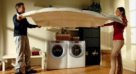 Hotpoint kurutmalı çamaşır makinesi ile enerji ve zamandan büyük tasarruf!
