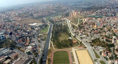 İstanbul Büyükşehir Belediyesi Kağıthane Hamidiye'de 155 konut yaptıracak!
