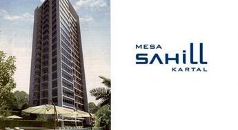 Kartal Sahill Mesa Evleri'nde maksimum 2 milyon 90 bin TL'ye!