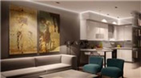 Demir Romance projesinin örnek dairesi görücüye çıktı! 179 bin 400 liradan başlıyor!