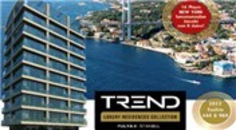 Trend Luxury Residence Collection Fulya 2'de New York lansmanından önce satılık son 8 daire!