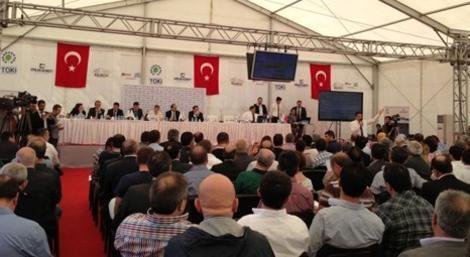 Giriş Kayaşehir'de 85 milyon liralık hasılat elde edildi!