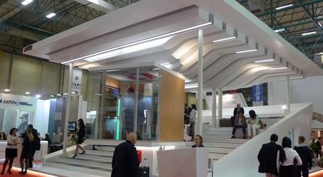Oğuz Bayazıt Mimarlık, Yapı Fuarı-TurkeyBuild İstanbul'dan 2 ödül birden aldı!