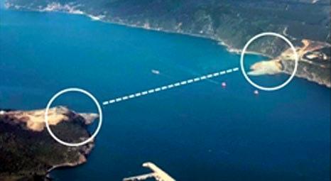 Üçüncü köprünün ayakları Sarıyer ve Beykoz'dan çıkmaya başladı!