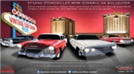 Klasik otomobil tutkunları, WOW İstanbul sponsorluğunda yaza merhaba diyor!