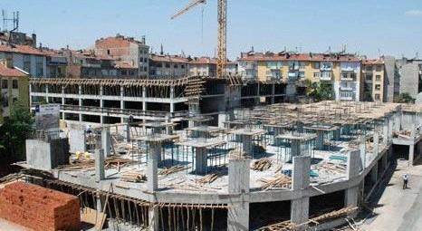 Gaziantep İl Özel İdaresi Şahinbey'de katlı otopark satıyor! 11 milyon 474 bin 663 liraya!