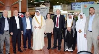İnanlar İnşaat Kuveyt'teki REI 2013 gayrimenkul fuarına damga vurdu!