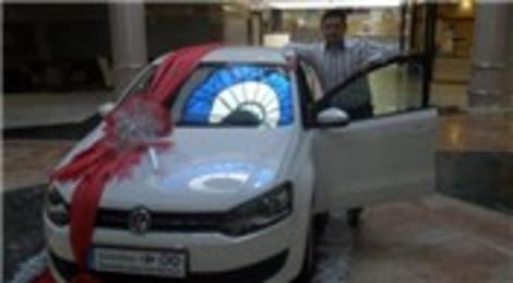 CarrefourSA Ümraniye AVM'nin Yeni Yılda Yeni Otomobil kampanyası sonuçlandı!