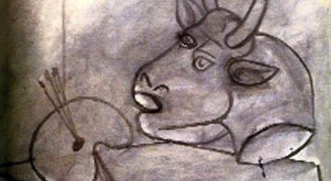 Sotheby's, iki Picasso tablosunu çocuklar için satışa çıkaracak!