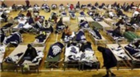 Aile ve Sosyal Politikalar Bakanlığı, evsizlere barınak sağlayacak!
