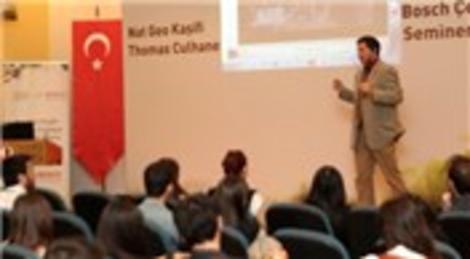 Thomas Culhane, Bosch Ev Aletleri için Türkiye'ye geldi!