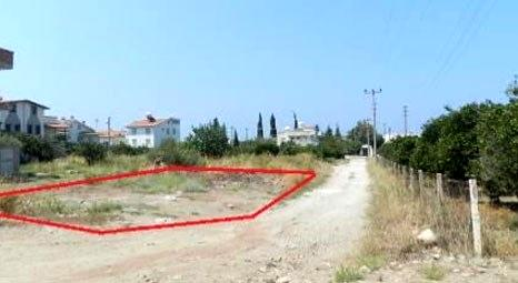 Darüşşafaka Cemiyeti, İzmir Menderes'te imarlı arsa satacak!