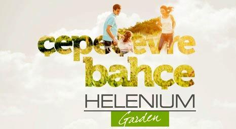 Helenium Garden'ın basın lansmanı 9 Mayıs'ta yapılacak!