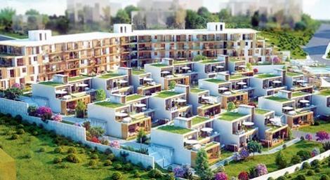 Kurtköy Q Bahçe Evleri fiyat listesi!
