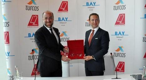 Turcas Petrol A.Ş., 42 Maslak projesinden satın aldığı yeni yönetim ofisini teslim aldı!