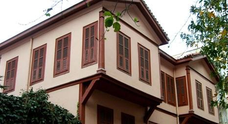 Atatürk'ün Selanik'teki Müze Evi'nin tadilatı uzadı!
