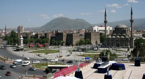Kayseri Melikgazi'de bir milyon 287 bin liraya satılık arsa!