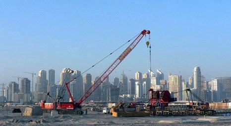 Türk müteahhitler Rusya'da 40 milyar dolarlık inşaat yaptı!