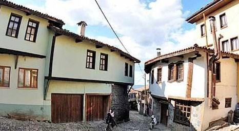 Köy evini yöresel mimariyle yapana destek!