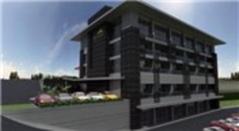 Hilly Hotel şehir otelciliği konseptinde Edirne'de açıldı!