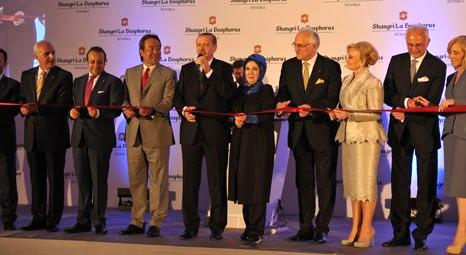 Shangri-La Hotels and Resorts'u Recep Tayyip Erdoğan açtı!