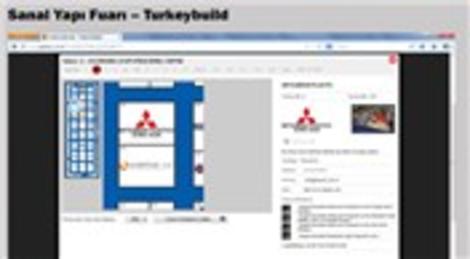 Sanal Yapı Fuarı-Turkeybuild web üzerinden kapılarını açtı!