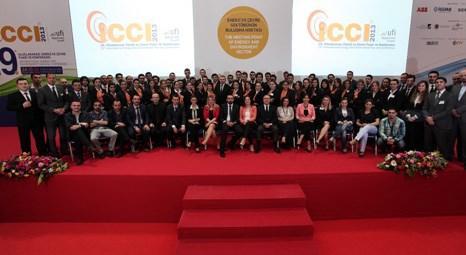 ICCI 2013- 19. Uluslararası Enerji ve Çevre Fuarı 15 binden fazla ziyaretçi ağırladı!