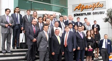 Londra Sanayi ve Ticaret Odası, İstanbul Uluslararası Finans Merkezi'ni ziyaret etti!