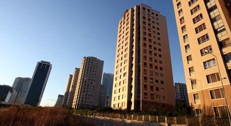 Yeni konut fiyatları 2012 yılının Nisan ayına göre yüzde 7,99 oranında arttı!